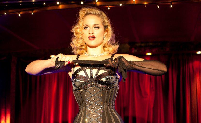 spotlight advanced burlesque course