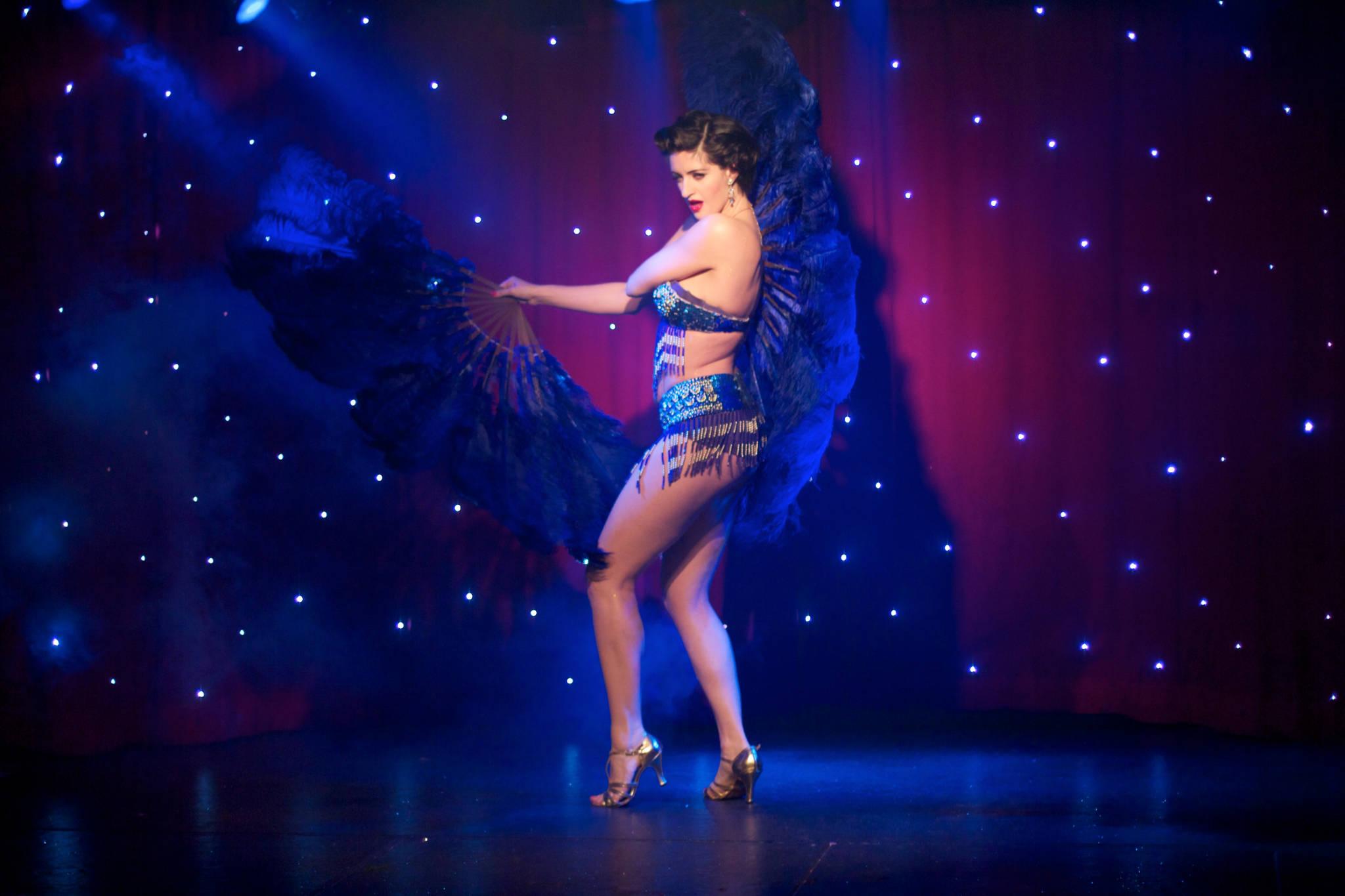 Burlesque Masterclass - The Cheek of it! - London