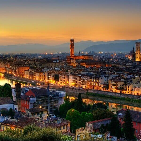 Glamorous Florence, Italy