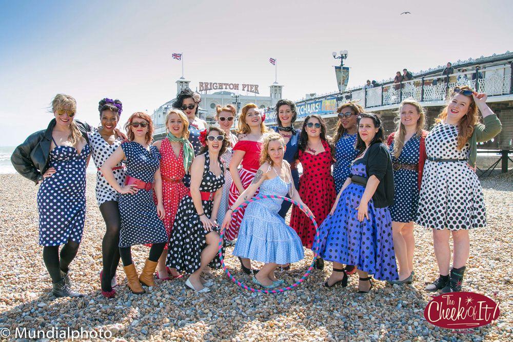 Sisterhood Outing To Brighton