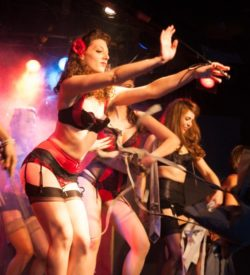 Showtime Beginners Burlesque Course South London