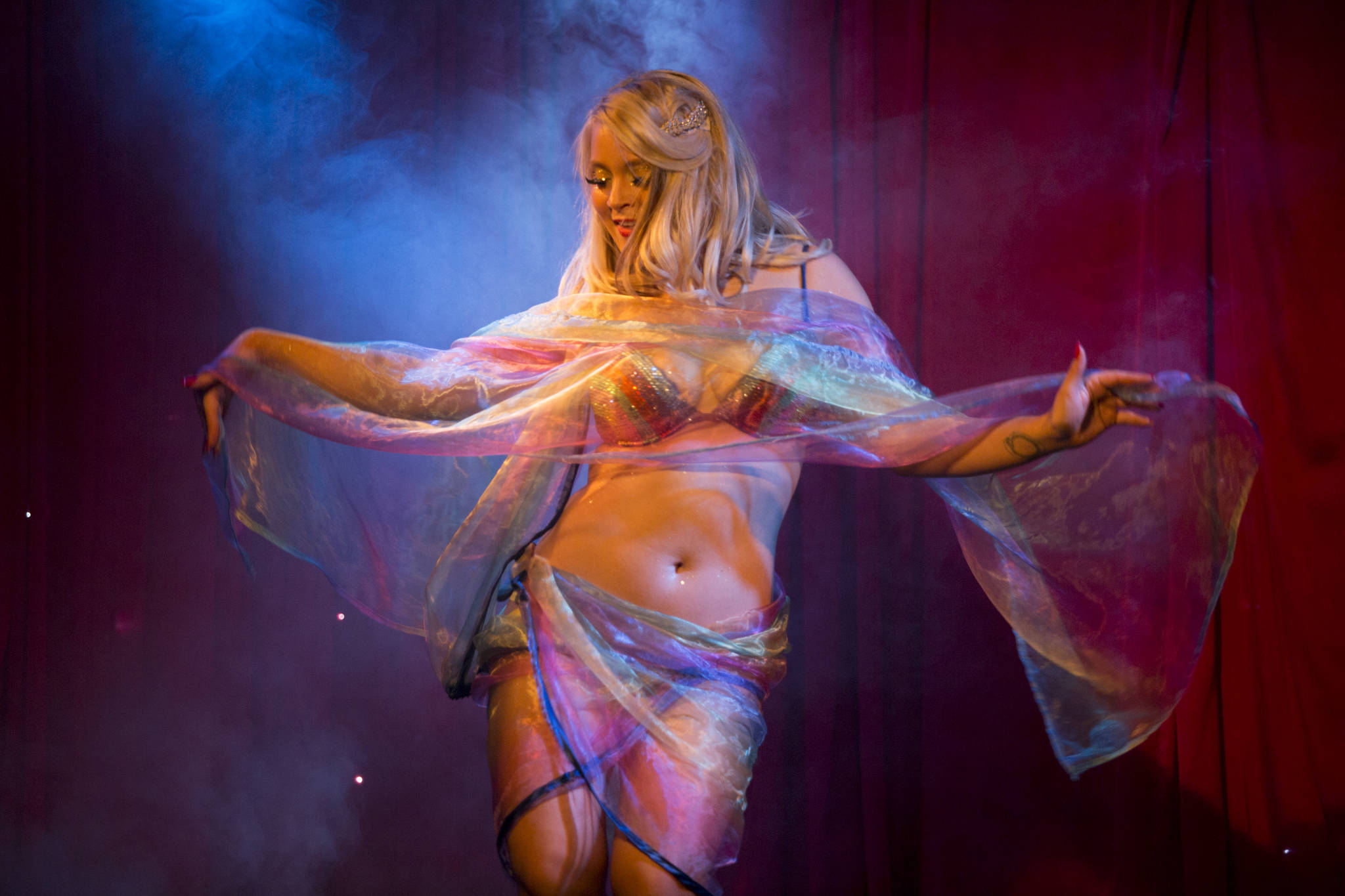 Bellyesque - Belly Dancing & Burlesque Fusion Classes - London