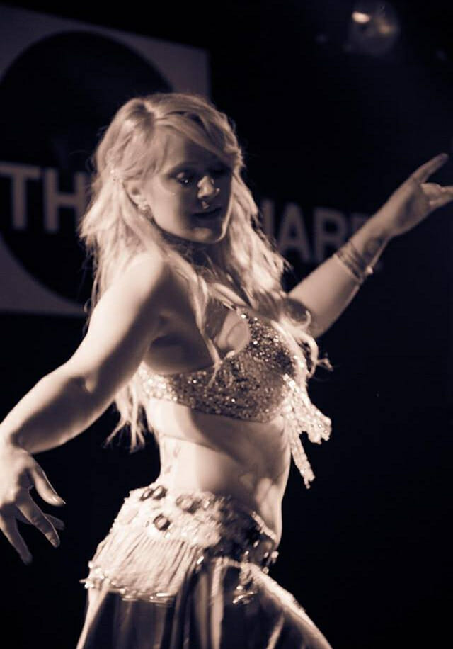 Bellyesque - Burlesque & Belly Dancing Fusion Classes