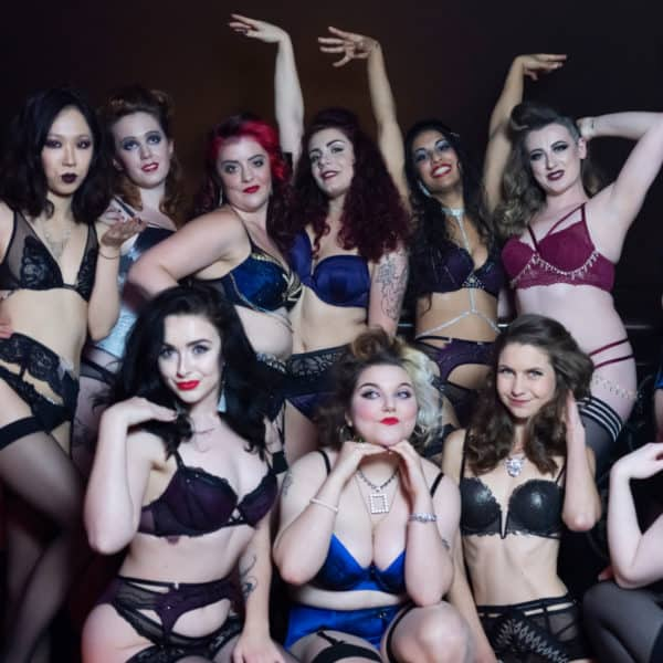 The Temptress - Burlesque Hen Party